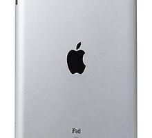 iPad 2 back iPhone 4/4s case by Jnhamilt