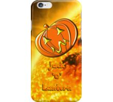 Jack 'O' Lantern iPhone case design iPhone Case/Skin