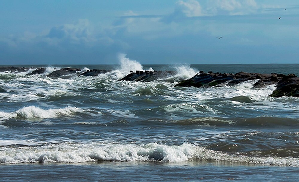 Angry Ocean by Martha1107
