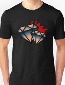 Cool Diamond Unisex T-Shirt