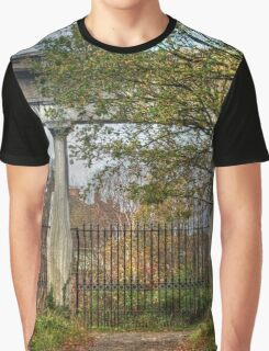 The Ruins of Stover Graphic T-Shirt