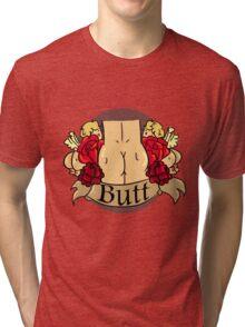 Bum bum bum Tri-blend T-Shirt