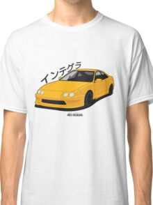 Honda Integra DC2 (Yellow) Classic T-Shirt