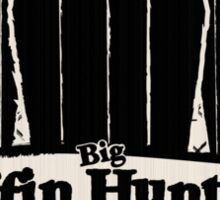 Big Coffin Hunters Sticker