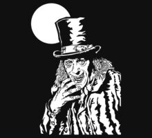 London After Midnight Dark Tee by Hypnogoria