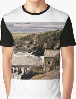 Lifeboat House Graphic T-Shirt