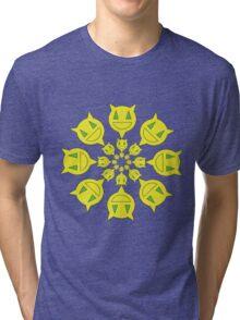 Percentum Mandala Tri-blend T-Shirt