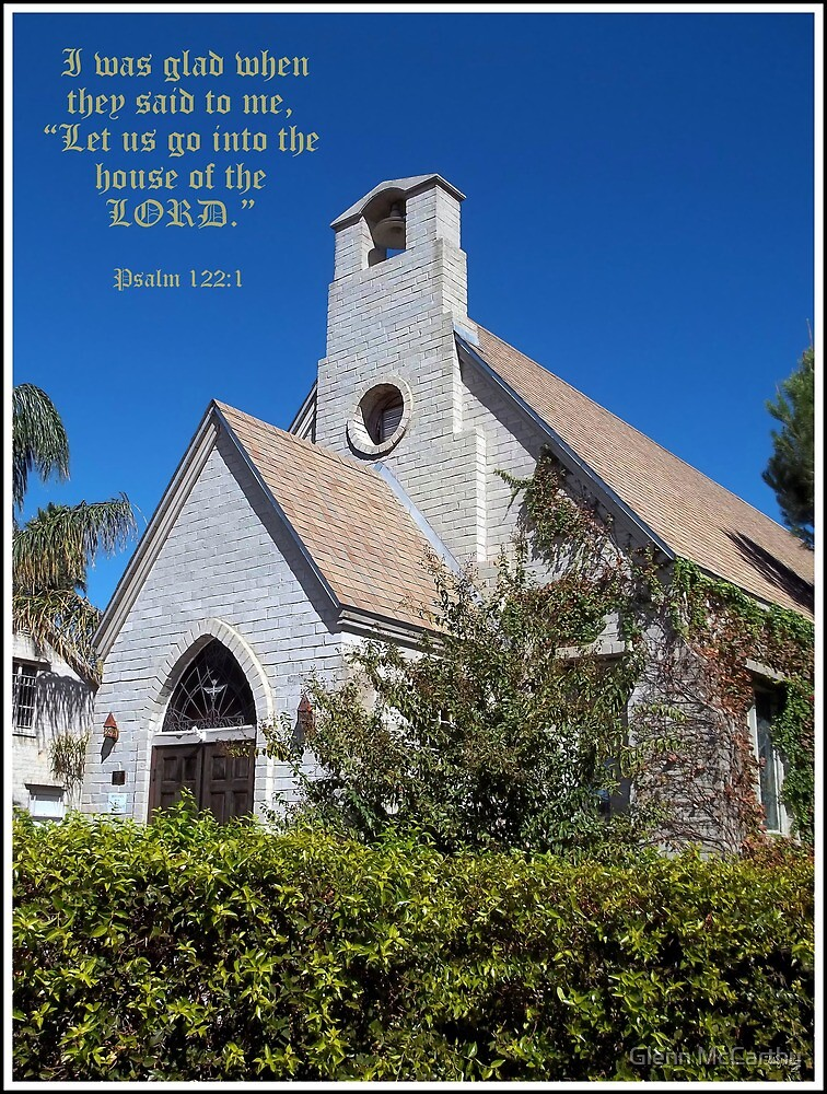 The House Of The Lord by Glenn McCarthy