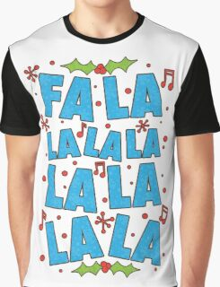 Deck The Halls Graphic T-Shirt