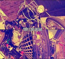 Psyckle74 Love the Ride by Psyckle74