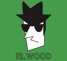 Elwood Blues One Piece - Short Sleeve