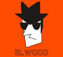 Elwood Blues Kids Tee
