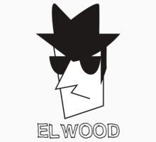 Elwood Blues Kids Tee