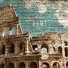 ROME by Paula Belle Flores