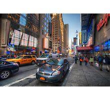 NYC Random Scene Photographic Print