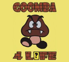 Goomba 4 Life by perilpress