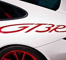 Porsche GT3RS - Rear Quarter by Stuart Row