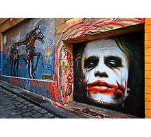 Graffiti art Photographic Print