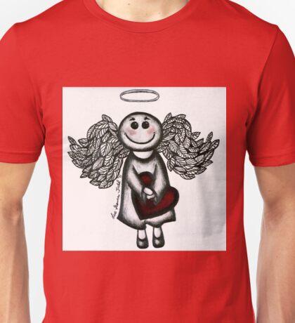 Angel Heart T-Shirt Unisex T-Shirt