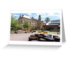The Mortlock Library! North Terrace, Adelaide, Sth. Aust. Greeting Card