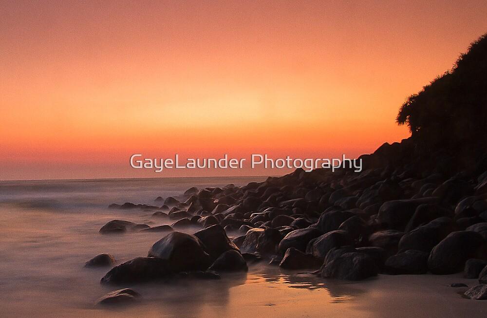 Sunrise Burleigh Heads by gamaree L