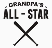 Grandpa's All-Star Baseball by ReallyAwesome