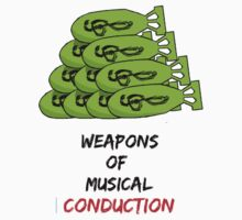 Weapons Of Musical Conduction Kids Clothes
