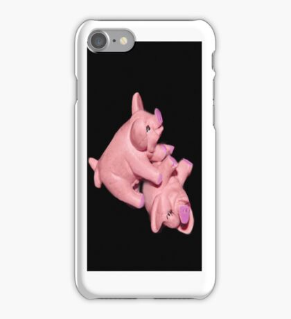 ♥ ˚ • ★ *˚ .ღ 。MAKIN BACON PIGS IPHONE CASE ♥ ˚ • ★ *˚ .ღ 。 iPhone Case/Skin