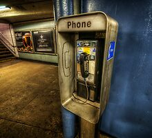 NYC Subway Phone by Yhun Suarez