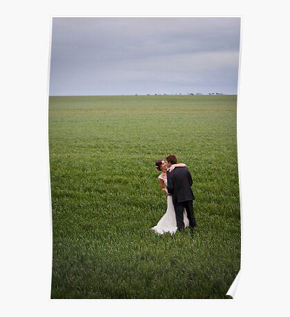 Mr and Mrs Shepherd Poster