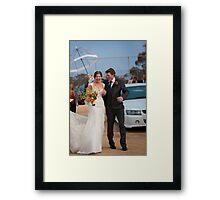 Mr and Mrs Shepherd Framed Print