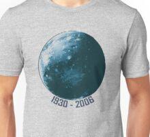Pluto, 1930-2006 Unisex T-Shirt
