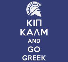 Keep calm and go Greek by mocachino