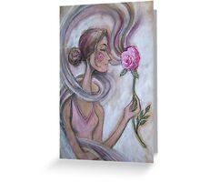 Aroma Greeting Card