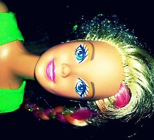 Barbie up close and personal by MichaelaaRose