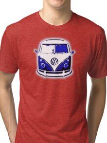 Splittie Graphic Tri-blend T-Shirt