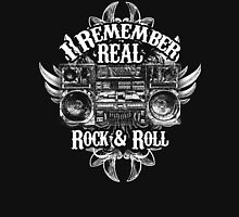 I Remember REAL Rock & Roll Unisex T-Shirt
