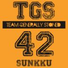 TGS Sunkku by excasperated