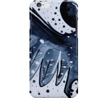 The Lonely Angel iPhone Case/Skin