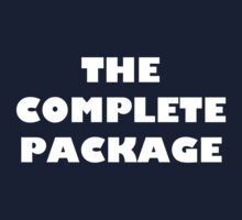 the complete package by uberfrau