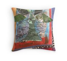 And the Tree Was Happy Throw Pillow
