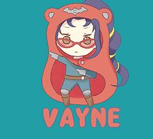 Chibi Vayne League of Legends by LexyLady