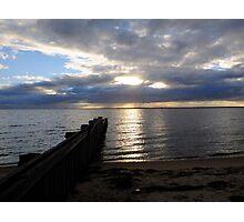 Loch Sport Sunset - Victoria Photographic Print