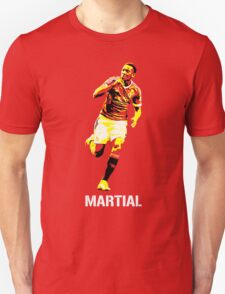 Anthonny Martial Manchester United T-Shirt