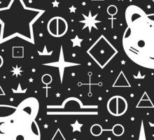 Alchemical Star Kittens Sticker