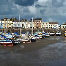 Ilfracombe Harbour by BlueShift