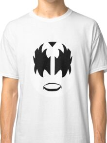 Gene Simmons from KISS band, The Demon makeup Classic T-Shirt