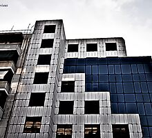 Tetris Building by GeorgeGrivas