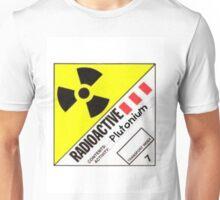 Plutonium Unisex T-Shirt