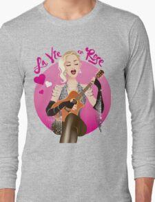Pink lady Long Sleeve T-Shirt
